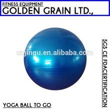 anti burst exercise fitness yoga ball for sale/gym ball/yoga ball