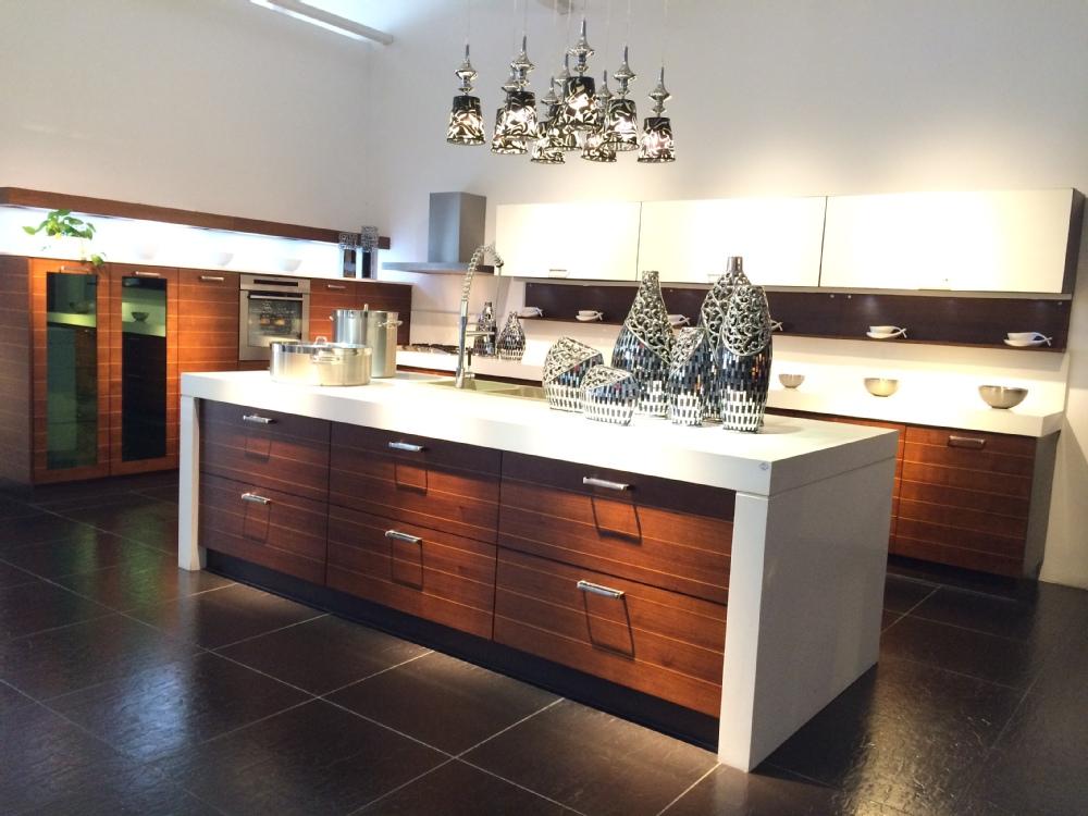 qualità cucina in stile americano armadio da cucina in legno porta di legno p...