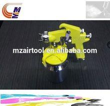 yellow hvlp adjustable spray gun S-770S paint spray gun
