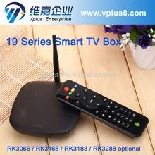 Vplus 19-4R Rockchip cs968 rk3188 quad core 2GB/8GB Android4.4 smart TV Box Bluetooth4.0 Wifi cs968 rk3188 quad core TV BOX