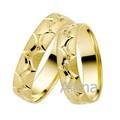Agr0253-yw 10 ano do aniversário de casamento anel