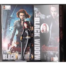Wholesale 23cm Black Widow anime action figure