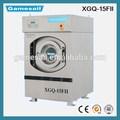Servicio de lavandería 15kg-300kg eléctricos de calefacción de vapor de la máquina de lavandería