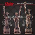 nouveau style de décoration de résine anges figurine personnalisable