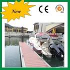 PVC boat decking material, water resistant