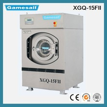 Laundry 15KG-300KG Electric Steam Heating washer dryer