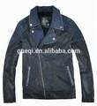 boa qualidade mens design personalizado yamaha jaqueta de couro