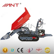 BY800W hydraulic crawler backhoe loader mini