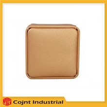 layegold Genuine leather jewelry case earring & necklace box gift