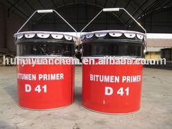 manufacturer: water based bitumen primer d41 for roof waterproof membranes