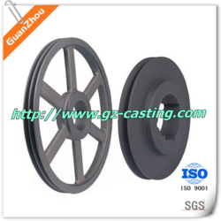 China foundry OEM custom made auto machinery parts spheroidal graphite cast iron