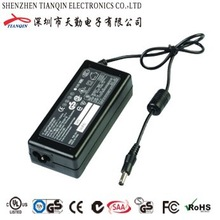 power adapter 18v 2.5a 18v dc power adapter with UL/CUL GS CE SAA FCC approved (2 years warranty)