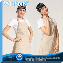 Loops&woven belt Guangzhou wholesale cooking fans embroidery apron