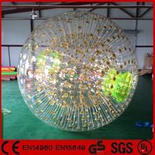 Most popular grassplot ball inflatable zorb ball manufacturer
