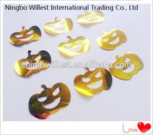 Wedding confetti , Pumpkin shape confetti , wedding confetti decorations