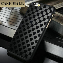 for iphone 6 metal case, for iphone 6 case black silver color