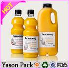 Yason fragile warning adhesive labels labels of graded goods logo glass bottle label printing