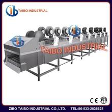 Industrial WONDERFUL Fully Automatic Vegetable Dehydrator Line