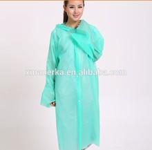 cheap rain poncho/rainwear/raingear/PVC raincoat