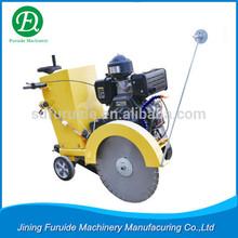Diesel Concrete Cutting Machine 9HP Road Cutting Saw Machine( FQG-500C)