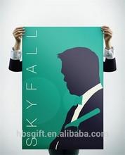 2015 Professional Various Size Custom Poster Printing