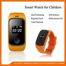 waterproof GPS Watch Kids led Watches GPS Personal/Mini Tracker real time GPS Watch