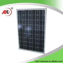 Chinese products wholesale 12v 60w monocrystalline solar panels