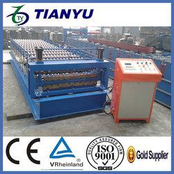 zinc corrugated making machine for roof panel