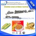 de calidad alimentaria de acero inoxidable del desayuno copos de maíz línea de producción