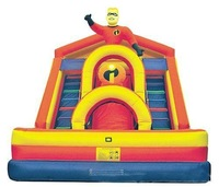 Outdoor Cheap Inflatable Bouncer Slide for Sale
