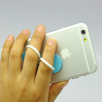 G-meles fatory OEM metal finger ring holder for iphone 6 Plus big size smart phone with one hand easy control anti-slip