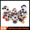 Factory Cusotm Animal Golf Head Cover, Cute Dog Driver Golf Covers