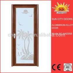 Home depot hinges to aluminium doors SC-AAD058