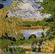 oil paintings of leaves diy diamond painting