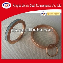 Valve Cover Gasket with Copper and Graphite Material