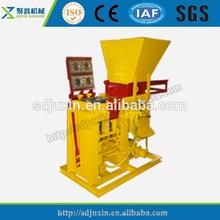 eco Brava plus brick machine for myanmar/easy operation brick making machine