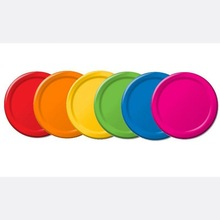 custom living room decoration party supplies promotional disposable paper dish design