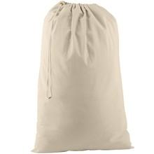custom printed small drawstring cotton shoe bag