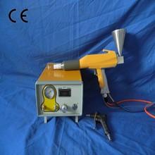 Operation flexible for SJ-5 type portable electrostatic powder coating spray gun