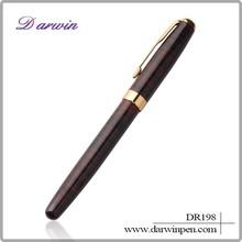 2015 luxury ballpoint pen brands business metal roller pen