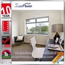 New design customized australian standard sizes with as2047 aluminium exterior sliding window