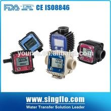Top quality K24 10-120l/min digital water electronic flow meter types