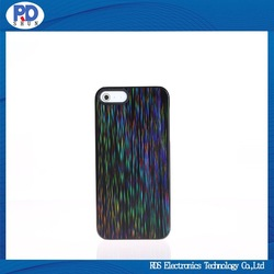 For iPhone 5 Brushed Case / For iPhone 5S Shining Colorful Case