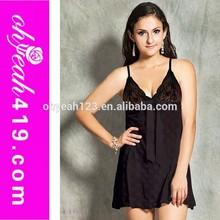 Hot sale fashion ohyeah new design see through nightwear sex