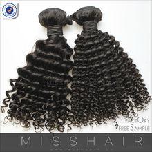 World natural human hair weaves brazilian hair london