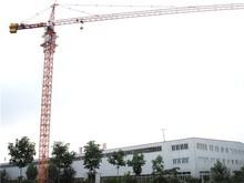 the model of QTZ125 self climbing tower crane rental