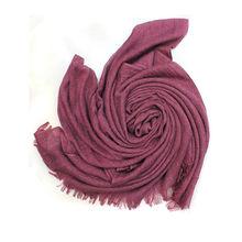 High Quality Wholesale Plain Color Viscose Pashmina