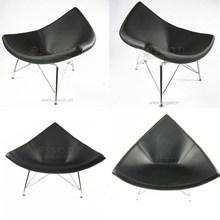 Famous design chairs fiberglass coconut chair