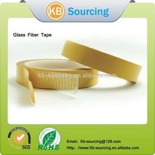 Bonne qualité double face ruban adhésif en fiber de verre ruban auto - adhésif