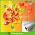 200 gsm impermeável matt pp papel, compatível com a tinta do pigmento, filme pp